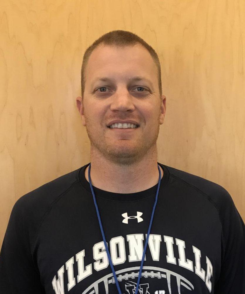 Mr.+Olsen+joins+the+staff+at+Wilsonville+High+School