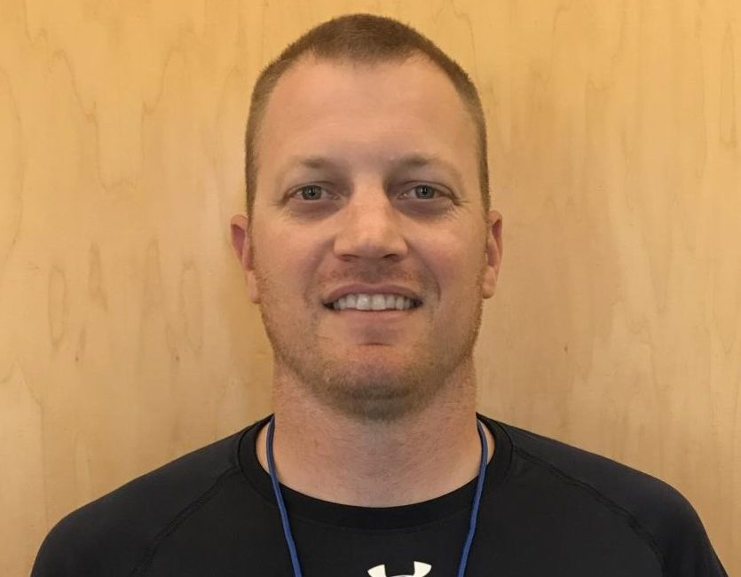 Mr. Olsen joins the staff at Wilsonville High School