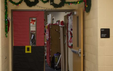 Wilsonviews: Door Decorating