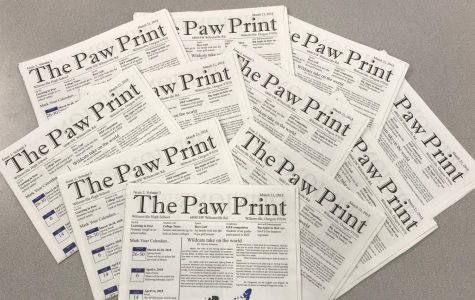 The Paw Print Edition #3