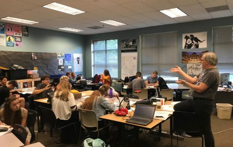 Wilsonville pilots academic seminar program