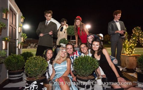 Homecoming Court, starting Autumn with royalty