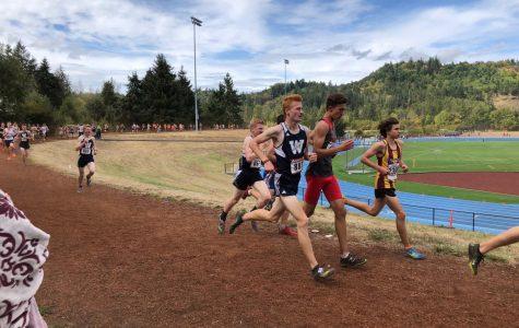 Wilsonville Cross Country Races Northwest Classic