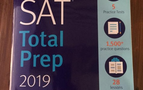 Have no Fear! The SAT Prep Class is Here!