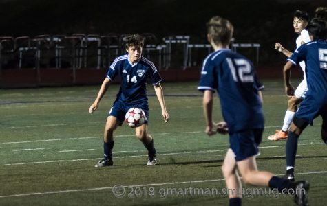 Wilsonville boys soccer suffers narrow defeat at the hands of Forest Grove