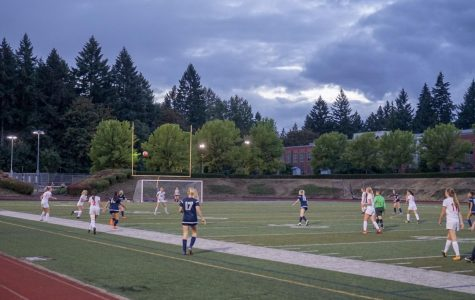 Girls fall to Lincoln, 3-2, in tense home game
