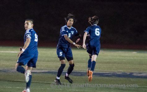 Boys Soccer suffers narrow defeat despite inspired effort vs La Salle