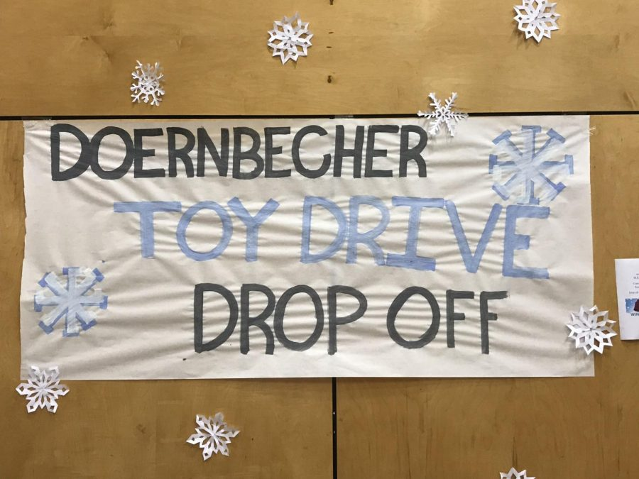 2018 Doernbecher toy drive competition