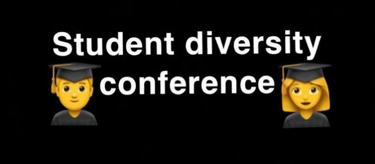 Student Diversity Conference at Western Oregon University. Students discussed several issues surrounding inclusion.