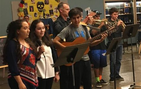 Music is an integral part of the Day of the Dead celebration