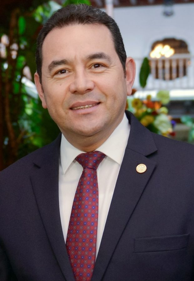 Key note speaker Jimmy_Morales_Cabrera