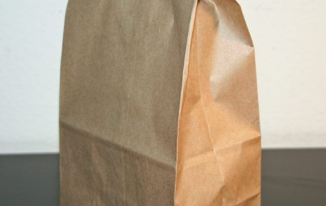 Not sure where to go for lunch?  The old brown bag is a sturdy standby!