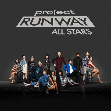 "A photo promoting the spin-off  hit ""Project Runway All Stars""."