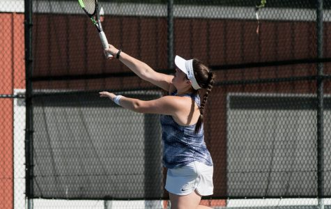 Girls tennis team sweeps Hillsboro at their place 15-0; St Helens match cancelled