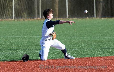 Baseball vs Milwaukie