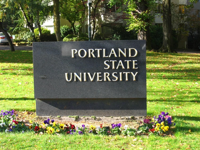 Wilsonville High School seniors visited Portland State University. Some of Wilsonville will be attending in the fall of 2019