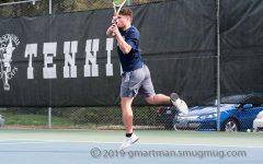 Boys tennis recap