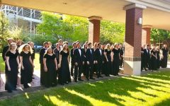 Symphonic Choir Competes at Choir State