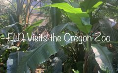 ELD visits the Oregon Zoo