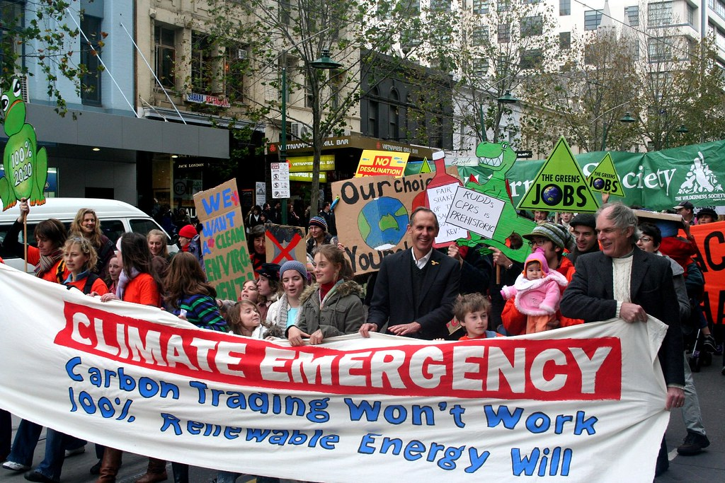 New York climate protest 2019