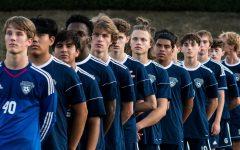 Boys soccer take on number 1 Reynolds