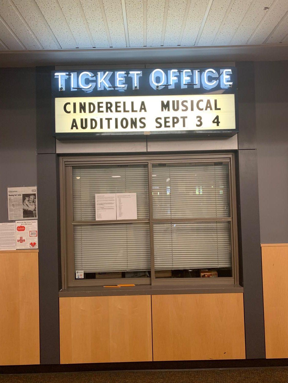 Cinderella opens November 7th!