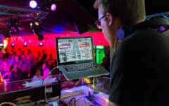 Homecoming DJ raises the roof – and expectations
