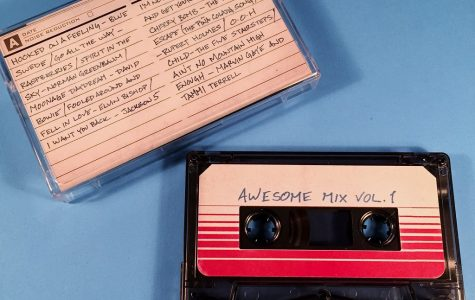 Guardians of the Galaxy cassette player.