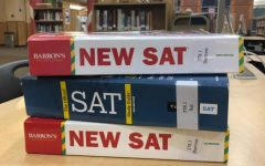 Upcoming PSAT and SAT