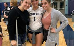 Volleyball continues dominance with victory over La Salle
