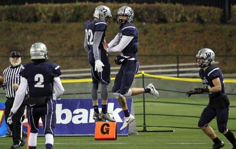 Wilsonville varsity football dominates against Mt. Saint Helens