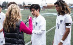 Boys soccer falls short in final 2-1