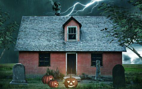 Spooky season and haunted houses