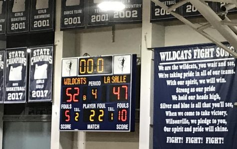 Wildcats stunned La Salle Falcons as they come up victories to 47.