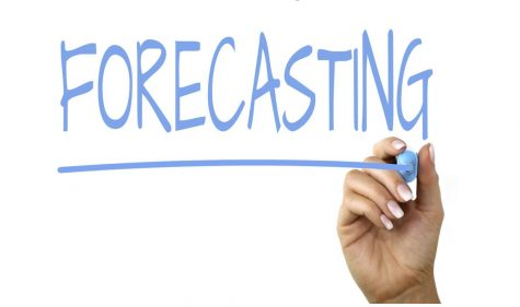 Forecasting Logo. Photo by Nick Youngson.