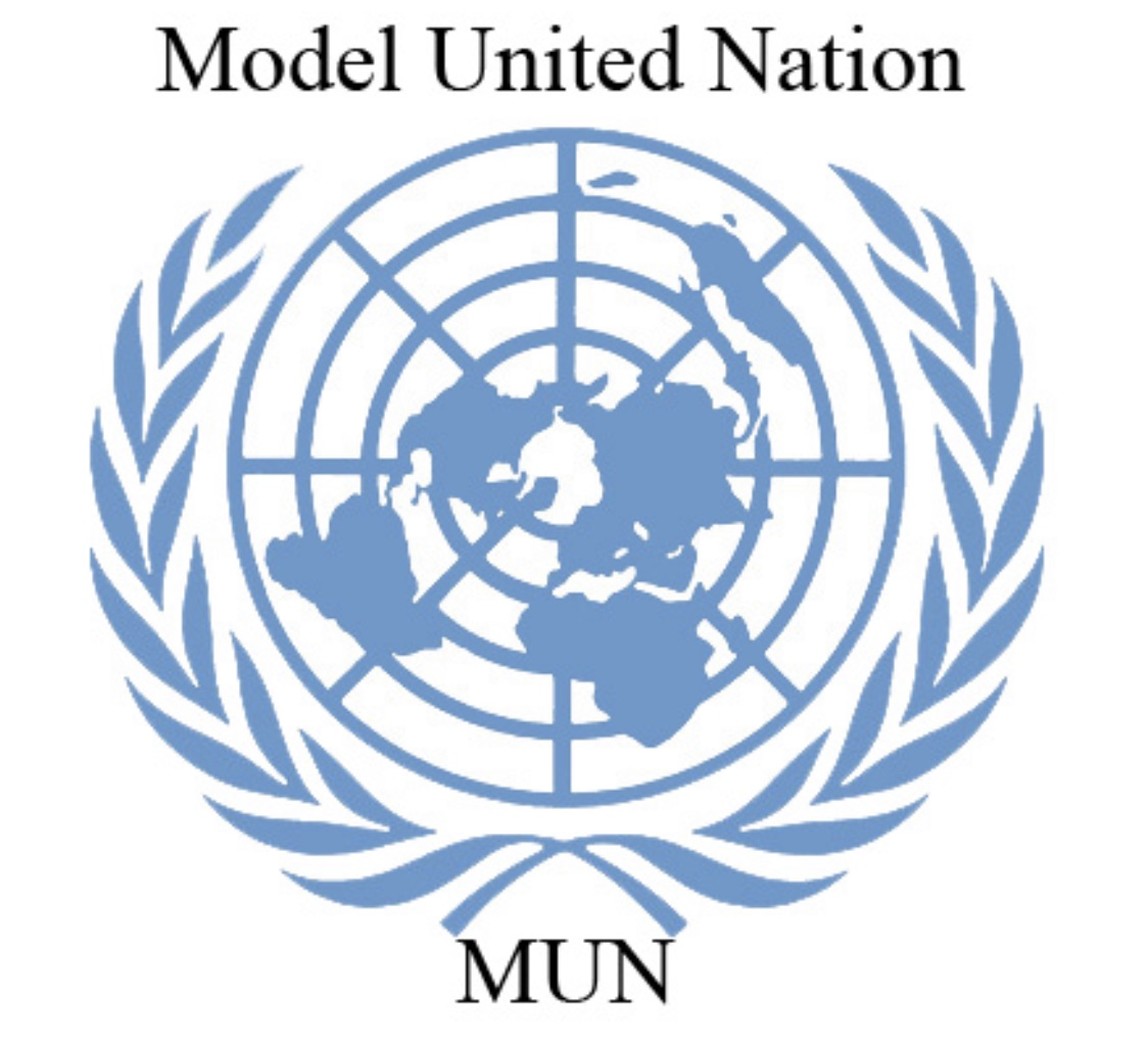 One of the clubs here at WHS - Model UN