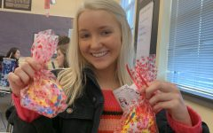 Wilsonville students celebrate Valentines Day – the season of love.