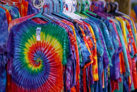 Is tie dye coming back in style?