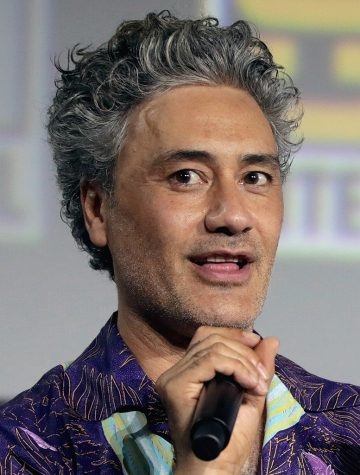 Taika Waititi directed JoJo Rabbit.  He also plays JoJo
