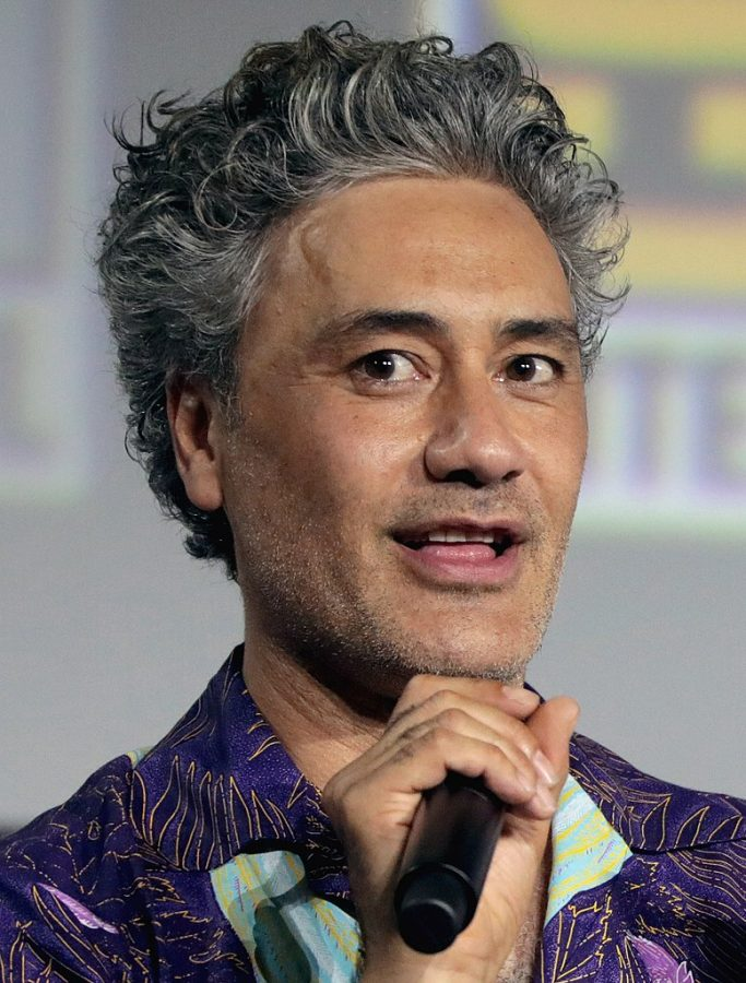 Taika+Waititi+directed+JoJo+Rabbit.++He+also+plays+JoJo%27s+imaginary+friend.