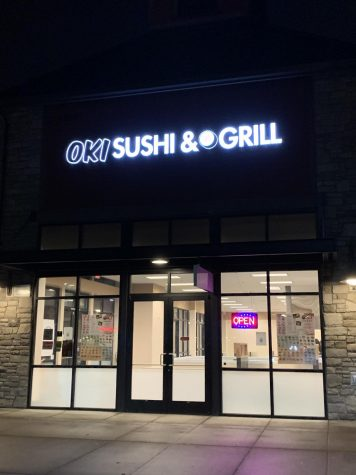 Oki Sushi & Grill offers impressive service and a local business to support during the pandemic.