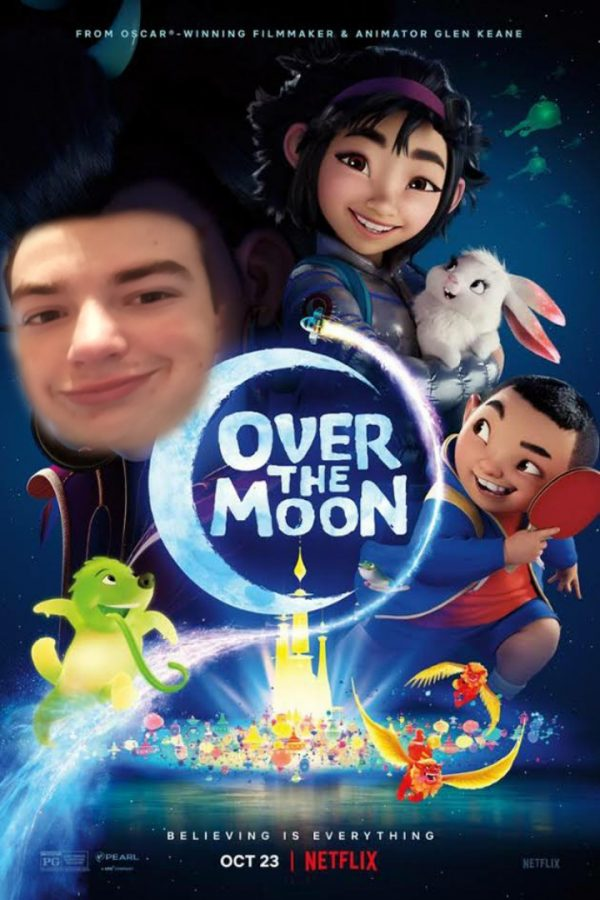 The critic gives you his take on Over the Moon.