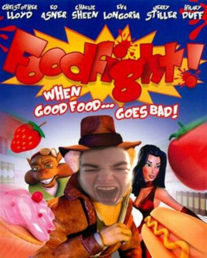 The critic gives you his take on Foodfight!