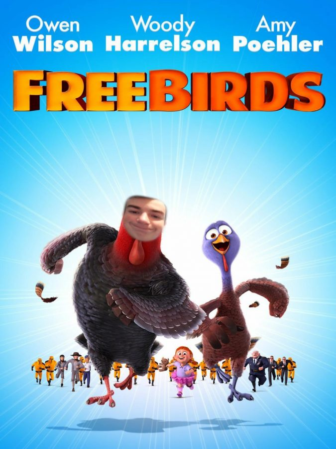 The critic gives you his take on Free Birds.