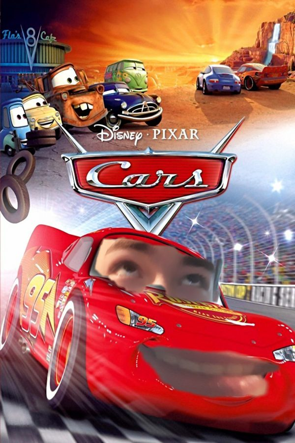 The critic gives you his take on Cars.
