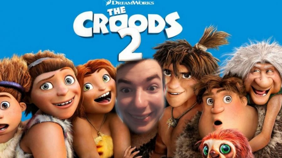 The critic gives you his take on The Croods: A New Age.