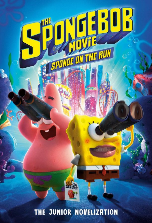 The critic gives you his take on The SpongeBob Movie: Sponge on the Run.
