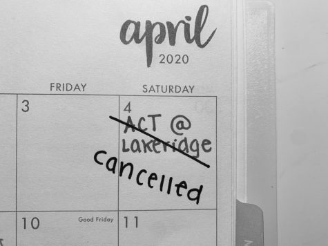 The April 4th was the first of many test dates cancelled in 2020. With few tests actually being held, the junior class faces tough decisions about standardized tests.