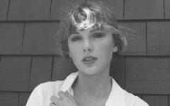 Artist of the decade Taylor Swift, known for changing her aesthetics often, maintains her soft, woodsy look or her ninth album