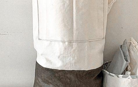 Backpack Laundry hamper